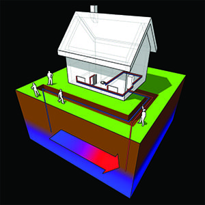 commercial geothermal energy Maryland